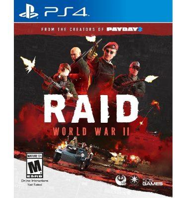 Raid - Playstation 4