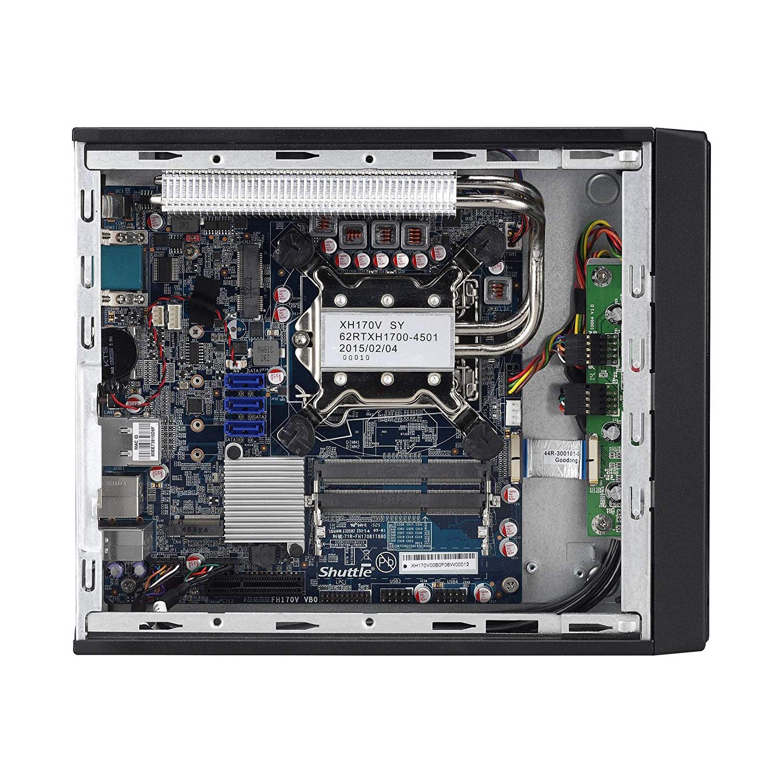 Shuttle Xh170v Xpc Intel Skylake H170 Chipset Lga1151 I3 I5 I7 Slim Motherboard Asush170 Pro Socket 1151 Lga